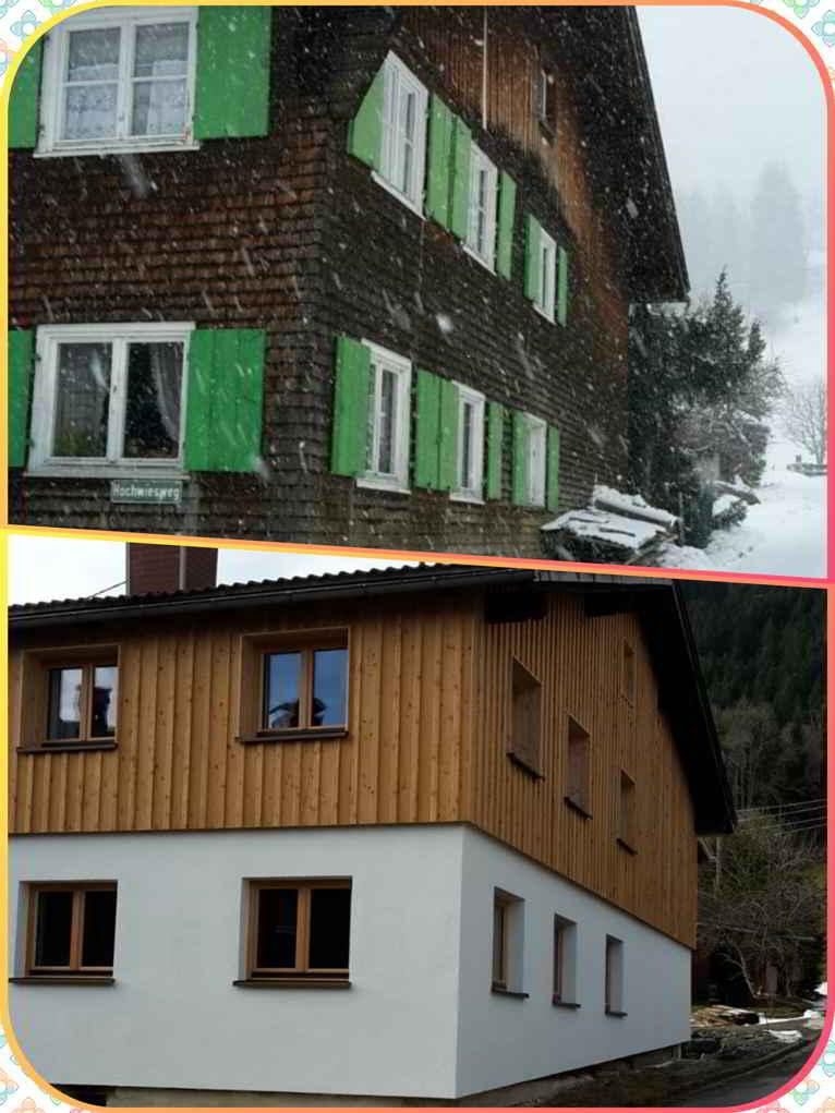 Haus Hiltensberger - Familienfreundliches Ferienhaus